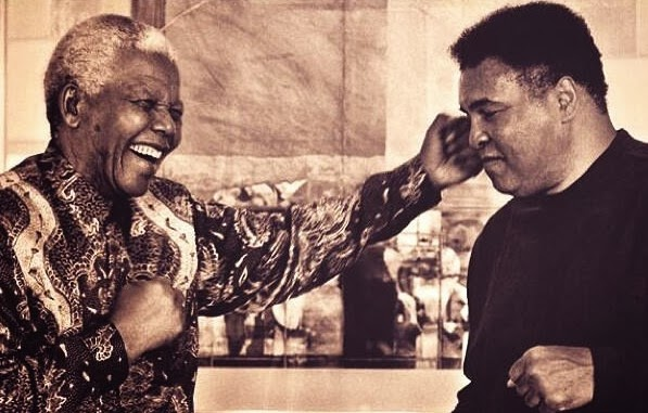 This Picture of Mandela Is Packed With Emotions