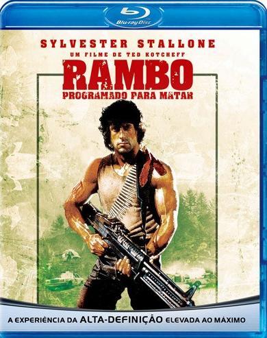 Rambo : Programado Para Matar + Legenda   BluRay 720p