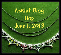 Anklet Blog Hop Badge