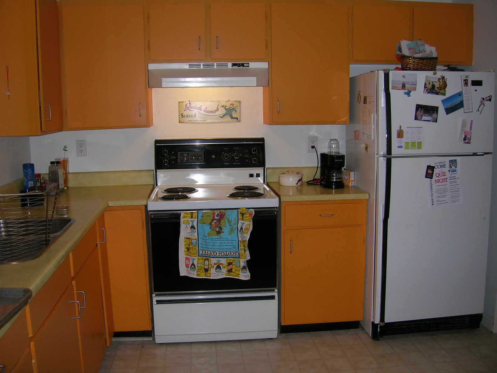 Reuse Kitchen Cabinets Reduce Reuse And Rummage My Kitchen Before And After