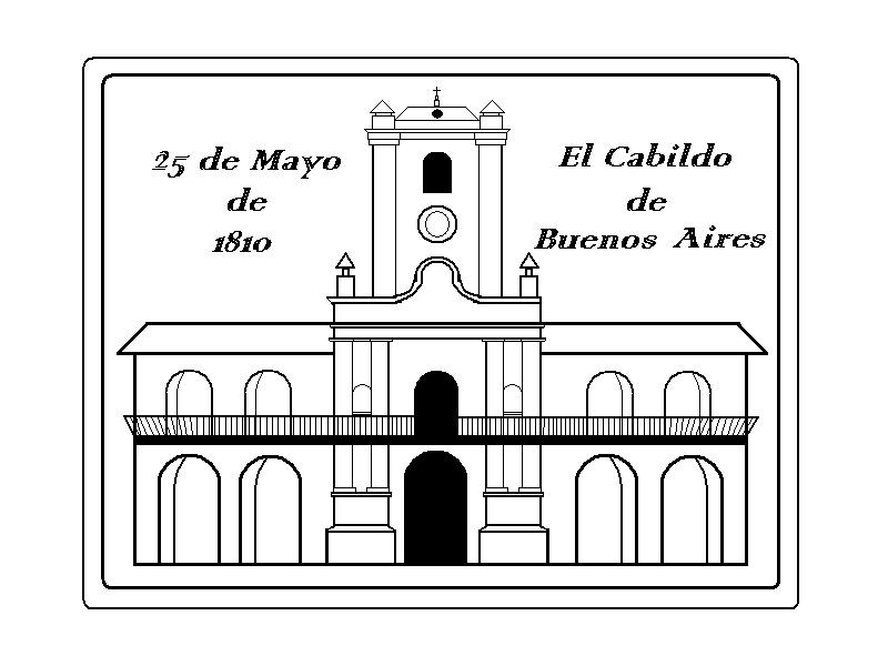 mayo 25 de mayo de 1810
