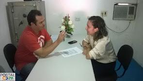 Entrevista com a Vereadora Lilia Holanda (PT) de Campo Grande/RN