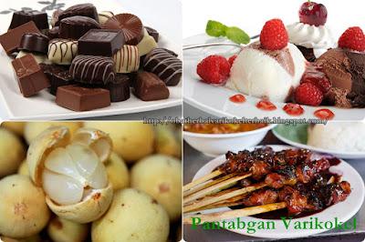 Makanan Yang Tidak Boleh Dikonsumsi Penderita Varikokel