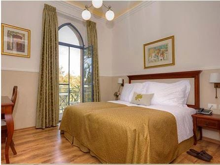 Arcadia abre boutique hotel em Jerusalém