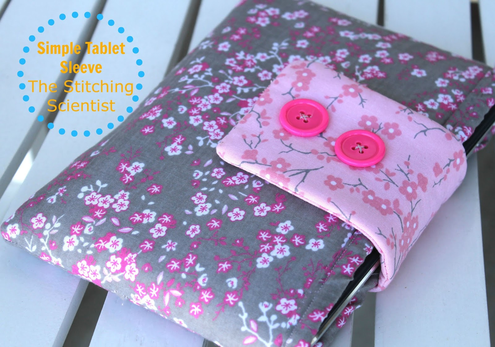 Simple 30 minute tablet case tutorial the stitching scientist simple 30 minute tablet case tutorial baditri Image collections