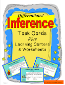 Inference Task Cards (Differentiated)