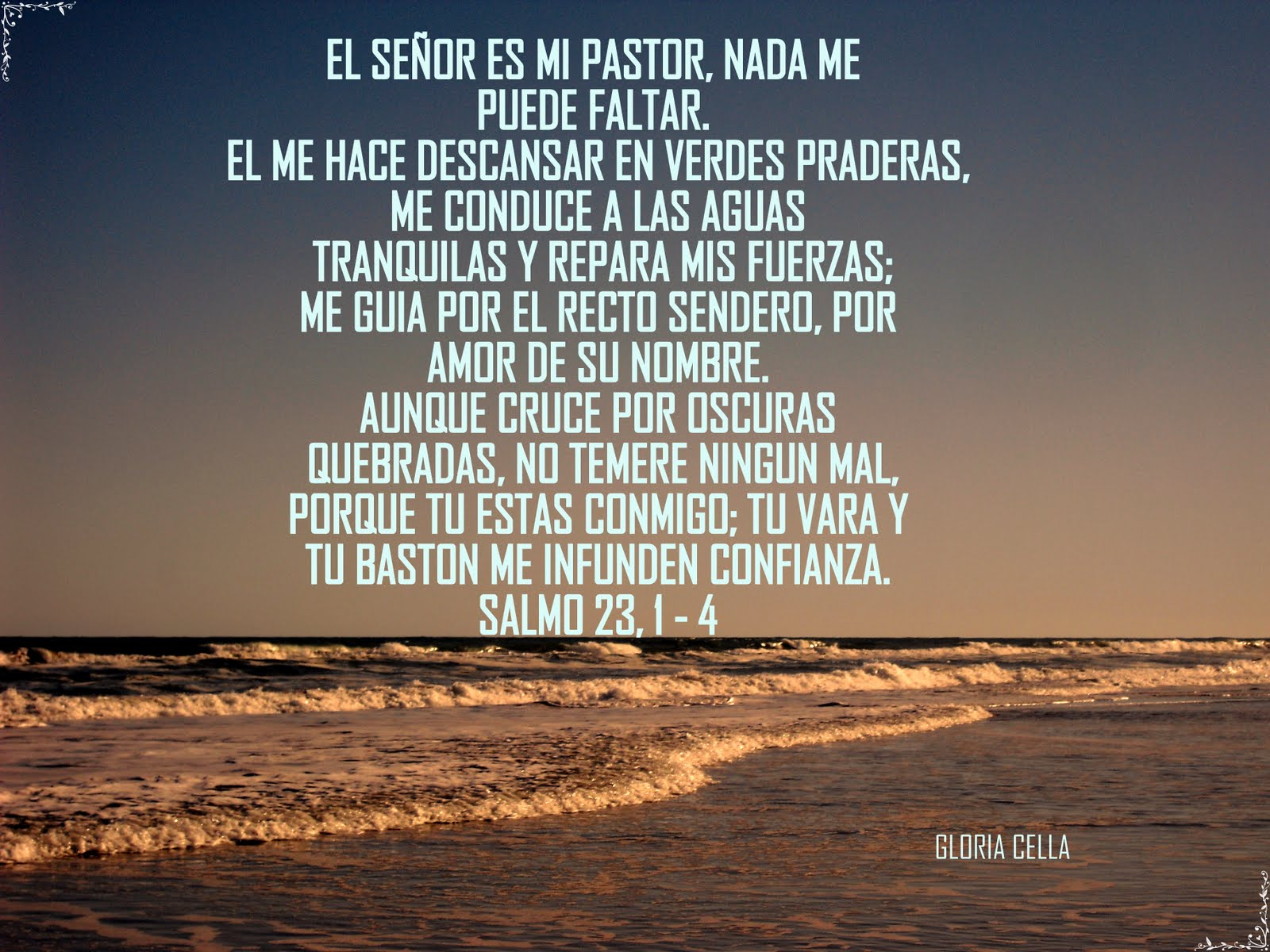 El Senor Es Mi Pastor Salmo 23 Rock Catolico   YouTube   HD Wallpapers