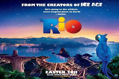 Jesse Eisenberg, Anne Hathaway, Leslie Mann, Jamie Foxx, will.i.am, Carlos Saldanha, Now Showing, Masand's Verdict, Masand movie reviews, movie reviews, 'Rio', Hollywood, Hollywood News, Hollywood Movie News