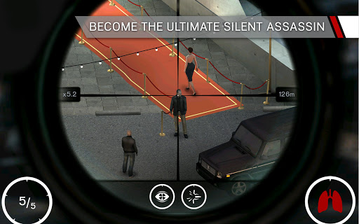 Hitman Sniper Apk + Data Android Full Version Pro Free Download