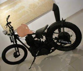 Motor Unik Aneh Di Indonesia