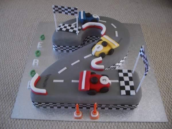 Boys 2nd Birthday Cakes Ideas n 1st Birthday Cakes  Food and drink