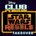 A Rebelião de 'Star Wars Rebels' chega ao Club Penguin!
