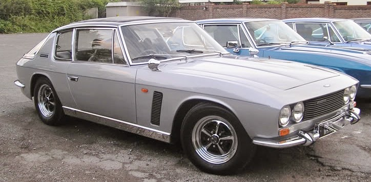 Jensen Motors The Interceptor Years Car Scene