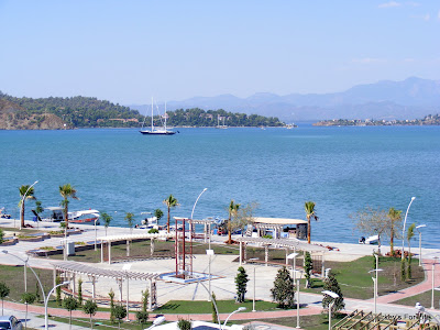 New Clock Tower, Fethiye Town Square