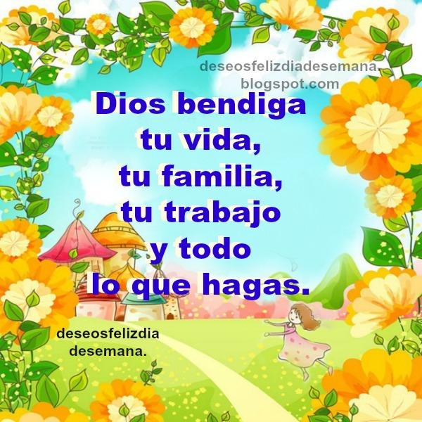 Frases cristianas de aliento para una amiga, amigo,  Imagen cristiana bonita, Tarjeta de Bendiciones con mensaje cristiano para amigos, buenos deseos