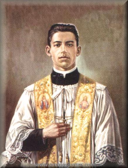 Beato Angel Darío Acosta Zurita