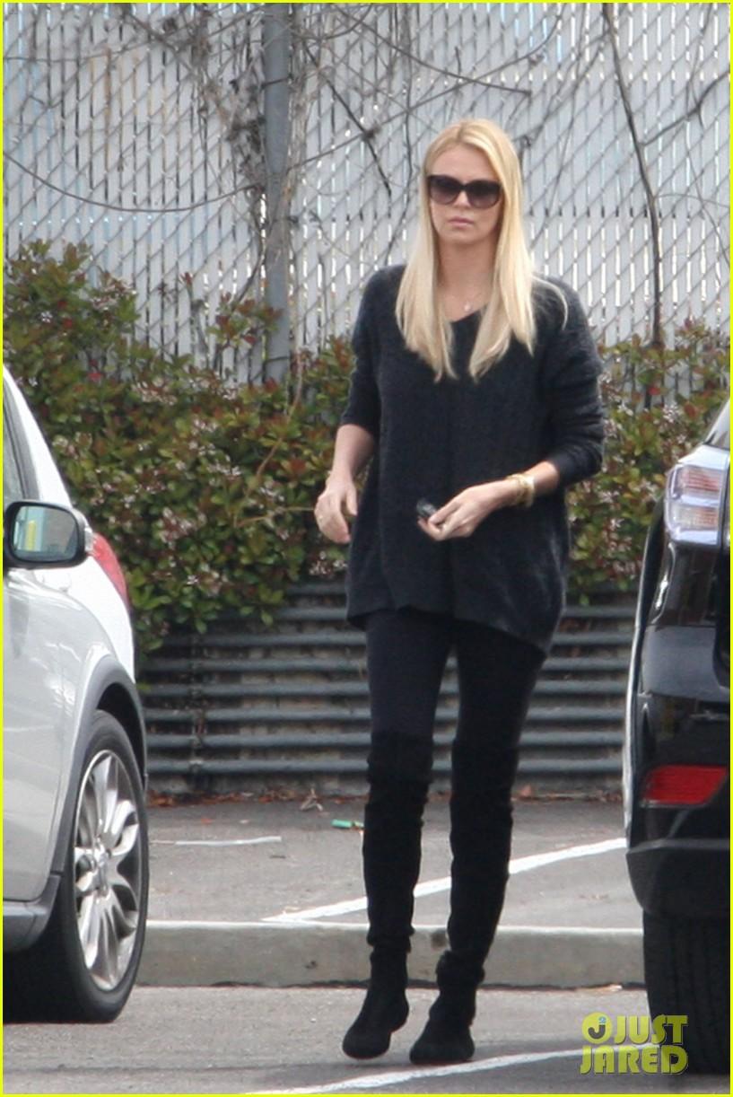 Street Style Celebriti... Miranda Kerr