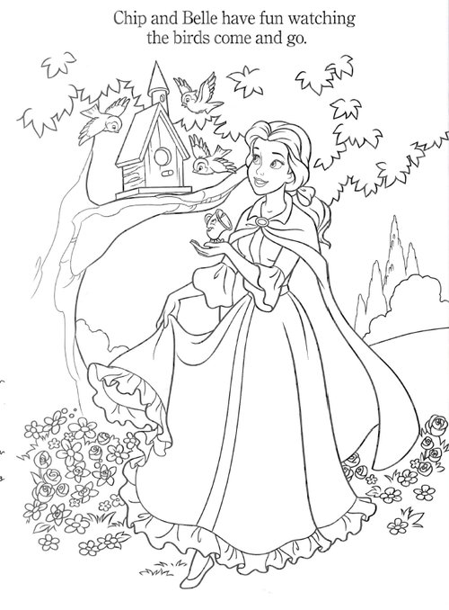 FREE Disney Princess Coloring Pages From 4KraftyKidz ! - disney princess coloring pages free