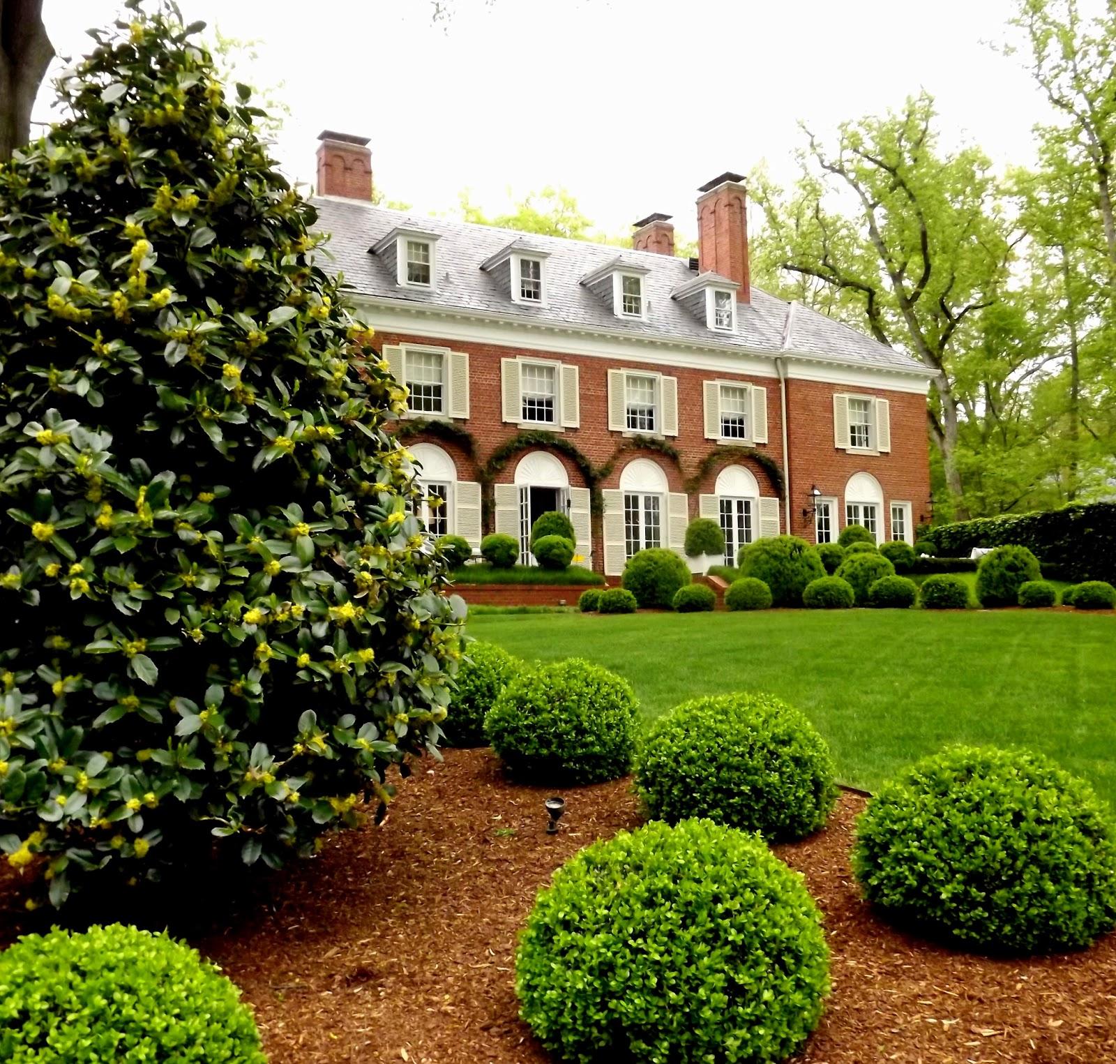 Forsythia Hill Finds Historic Garden Week Richmond Va