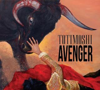 Totimoshi: Desert Death Rock Band Plays St. Vitus on August 20th // Ltd. Edition Split 7