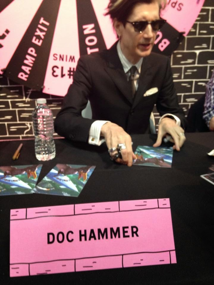 adult swim doc hammer signing