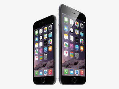Apple vende 47,5 milhões de iPhones 6 e 6 Plus no trimestre