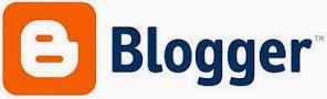logo blogger google