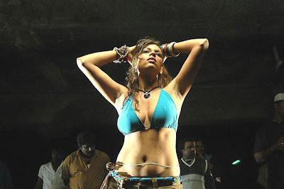 Jyothi Rana hot navel show