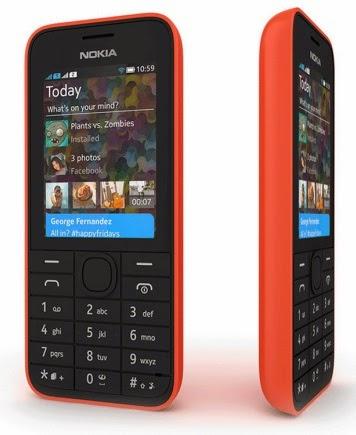 Nokia 208 Dual SIM Ponsel Murah Harga Rp 700 Ribuan