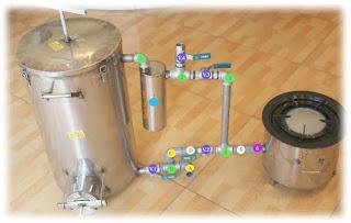 Hướng dẫn sử dụng bep gas sinh hoc dun bang khoi