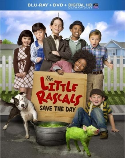 The Little Rascals Save the Day filmin afisi