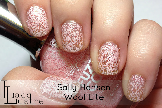 Sally Hansen Wool Lite swatch