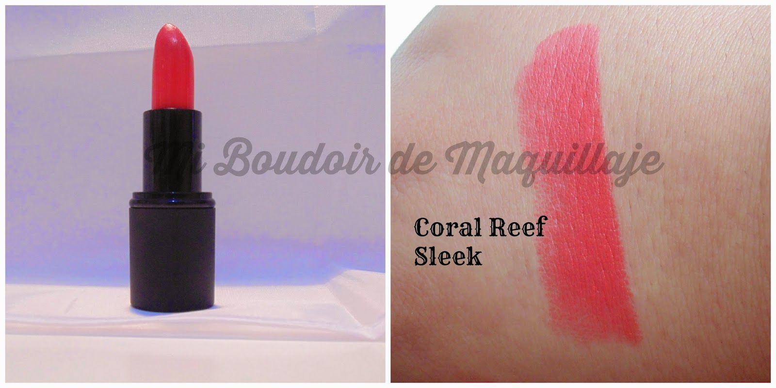 CORAL REEF SLEEK