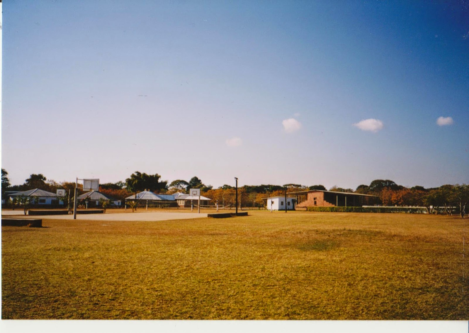 The Sports Field at Chengelo School