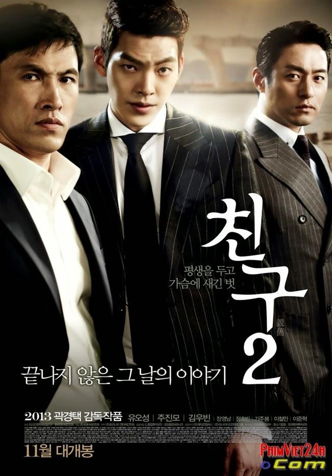 xem phim friend 2 kim woo bin full hd vietsub online poster