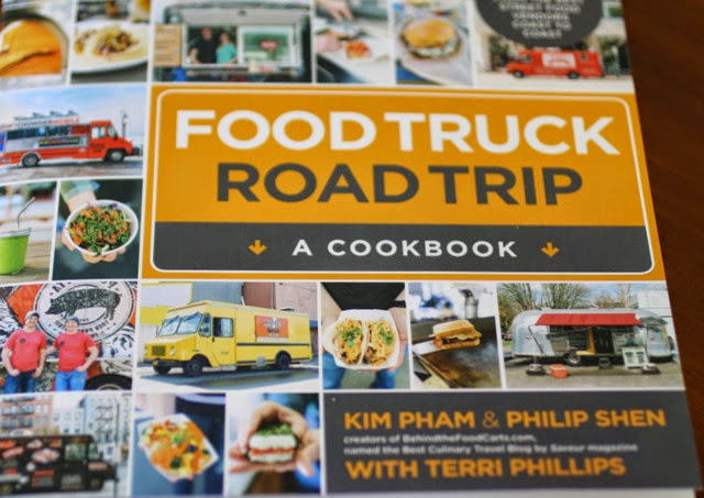 Savoury table food truck road trip cookbook review and giveaway for some this is dream is a reality and pham and shen have sought them out and compiled 100 of their best recipes for this book from soup and sandwiches forumfinder Gallery