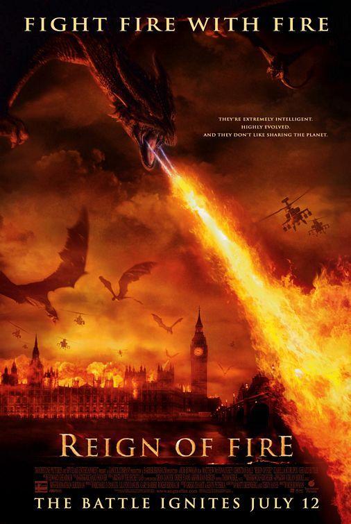 El imperio del fuego (2002) Online Latino