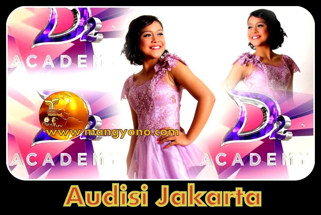 Liputan D'Academy 2  Audisi  Jakarta  7 Februari 2015