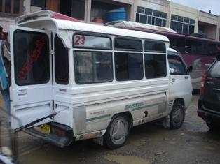 Labi - Labi Angkutan Umum Aceh