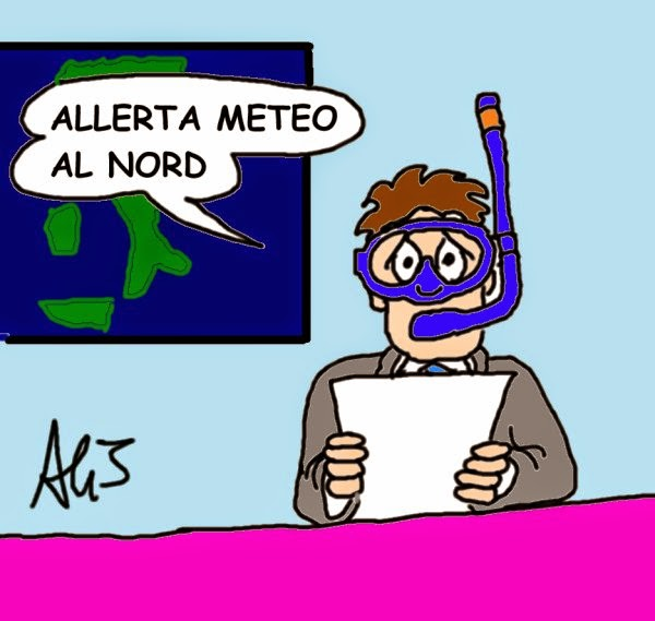 meteo, umorismo