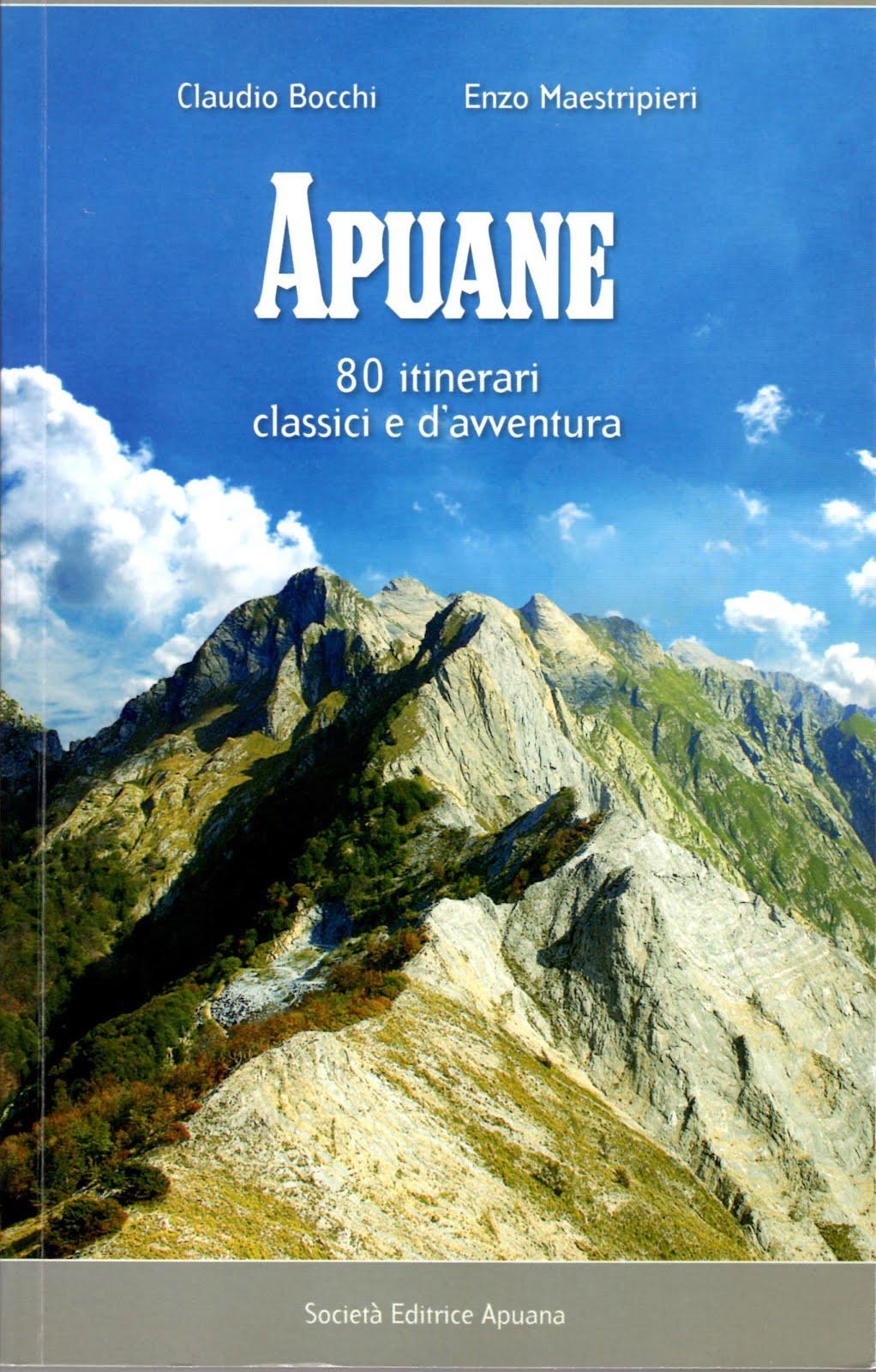 Nuova Guida Apuane 80 itinerari classici e d'avventura