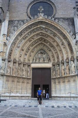 Catedral de l' Empordà in La Costa Brava