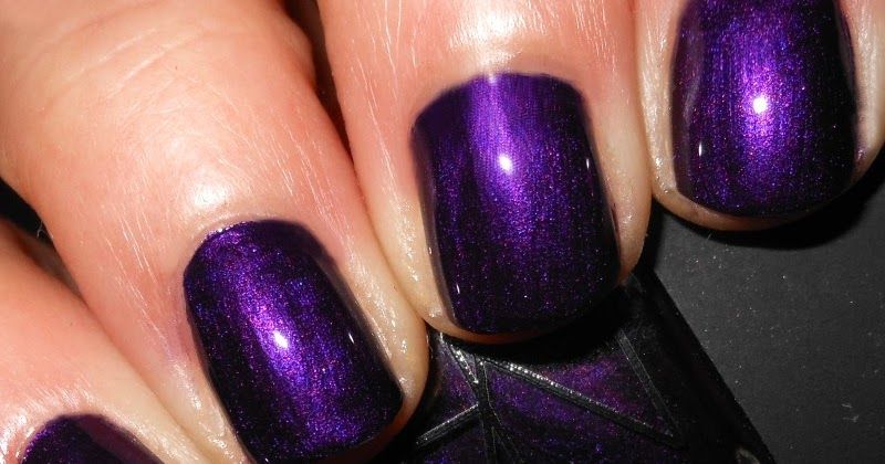 Imperfectly Painted: Third Week Throwbacks: NARS Purple Rain