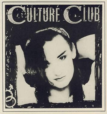 ... which featured a pretty young lady on lead vocals named Boy George