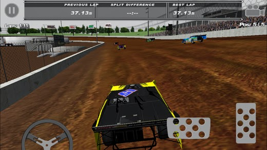 Dirt Trackin Apk Android Son Sürüm