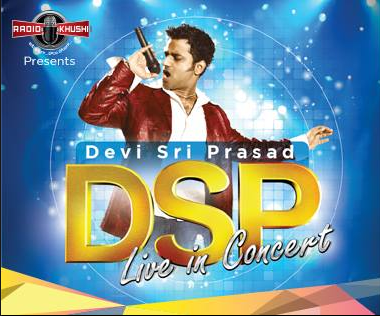 Devi Sri Prasad Live in concert USA & Canada 2014