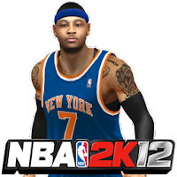 Carmelo anthony dock icon for nba 2k12 ico png