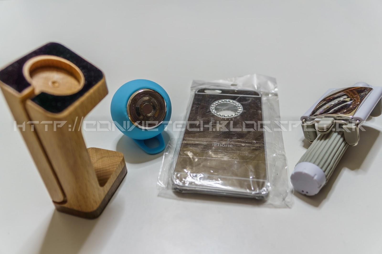 convictech mirror case for iphone 6 bluetooth waterproof portable speaker iphone 6 selfie. Black Bedroom Furniture Sets. Home Design Ideas