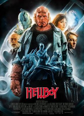 Filme Hellboy DVDRip RMVB Dublado