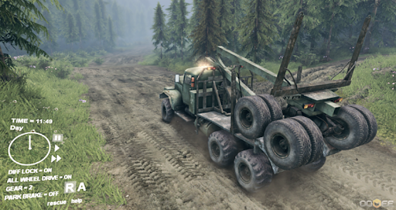 Spintires ScreenShot 01